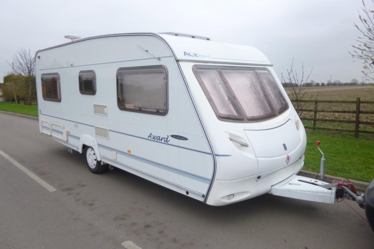 Popular   Used Caravans For Sale In Dunedin Fun Finder X Caravans Stock